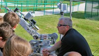 "The bomb squad, including the bomb robot, will be at the Deputy David ""Bubba"" Johnson Community Outreach Day 2014."