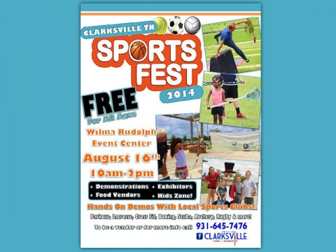2014 Clarksville Sports Festival
