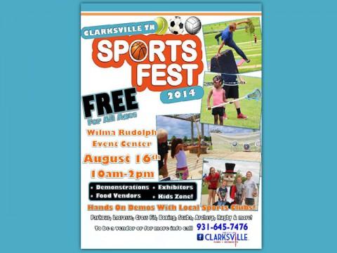 2014 Clarksville Sports Festival