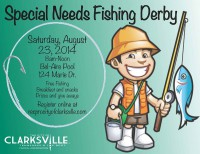 2014 Special Needs Fishing Derby