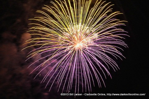 Clarksville Independence Day Celebration
