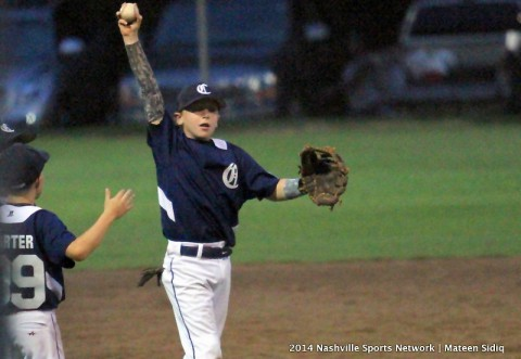 Clarksville National 9-10's lose heartbreaker to Tullahoma 13-12 to finish third in the State Tournament (Mateen Sidiq - Nashville Sports Network)