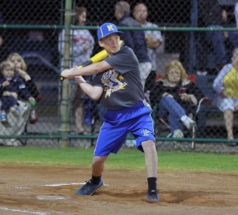 Little League State Tournament got underway in Clarksville with a Pizza Party and Home-Run Derby (Bill Larson Clarksville Sports Network)