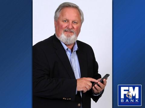 Sammy Stuard, President & CEO, F&M Bank