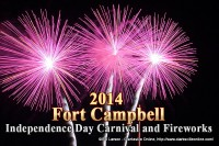Fort Campbell MWR Independence Day Carnival and Fireworks