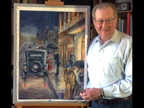 Frank Lott to Exhibit at Planters Bank in July