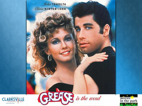 Grease to be featured at Clarksville's next Movies in the Park.
