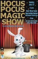 2014 Hocus Pocus Magic Show