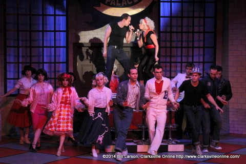 Grease the Musical at the Roxy Regional Theatre