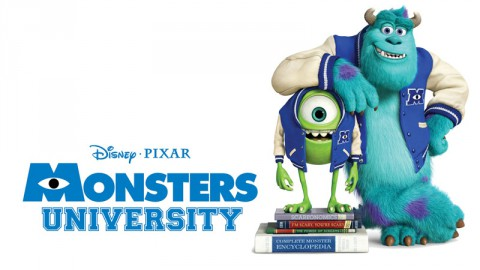 Monsters University to be the feature at this Saturday's Movies in the Park.