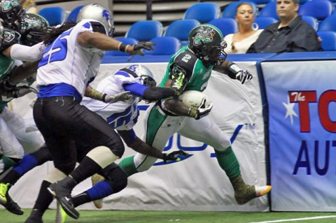 Nashville Venom host Columbus Lions in PIFL playoff game at Municipal Auditorium tonight. (Nashville Venom Sports)