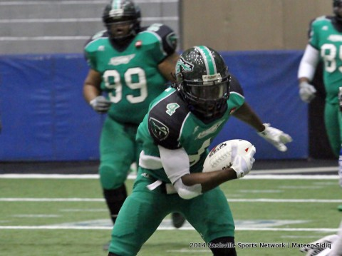 Nashville Venom hosting Lehigh Valley Steelhawks Saturday night for PIFL Championship. (Mateen Sidiq - Nashville Sports Network)