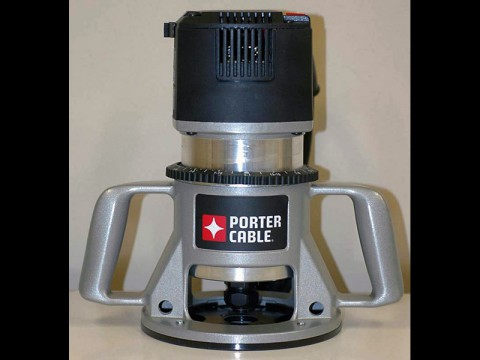 Porter-Cable Fixed-Base Production Router are being recalled due to shock hazard.