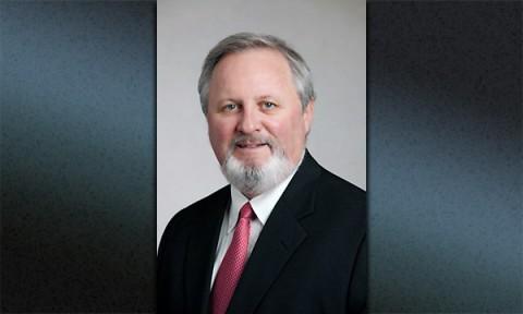 Sammy Stuard, Chair of the Aspire Foundation Board.