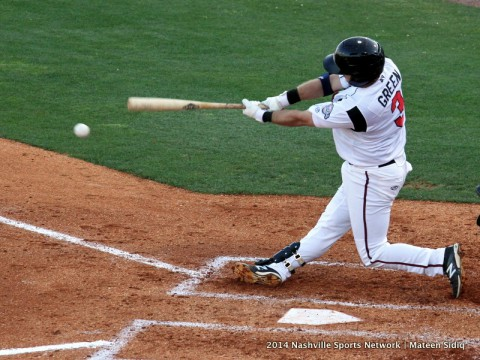 Nashville Sounds edged by Colorado Springs 5-2 in home opener (Mateen Sidiq Nashville Sports Network)