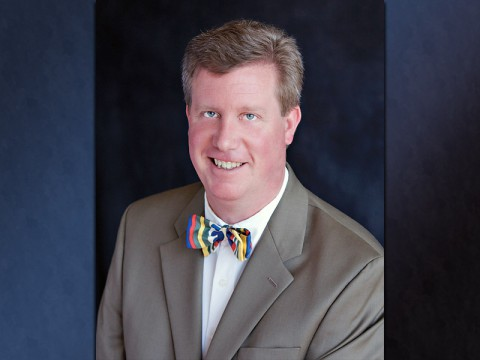 Steve Stroman, Chairman of the 2014-2015 Clarksville-Montgomery County Convention and Visitors Bureau Board of Directors.