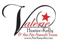 Valerie Hunter-Kelly & the Air Assault Team