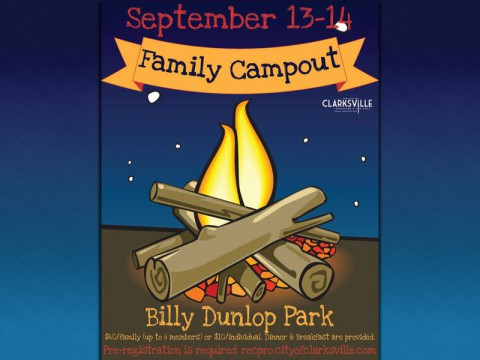 2014 Fall Family Campout
