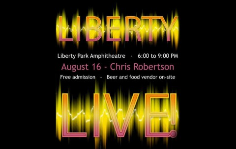 Liberty Park Live - August 16th