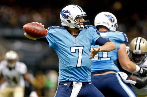 Zach Mettenberger wants to become the Tennessee Titans starting quarterback in 2015. (Derick E. Hingle-USA TODAY Sports)