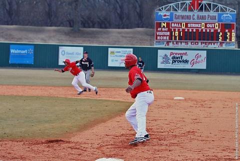 Austin Peay State University Baseball. (APSU Sports Information)