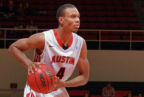 Travis Betran has signed his first pro contract. (APSU Sports Information)