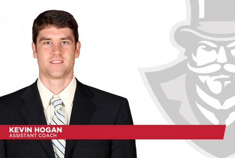Kevin Hogan, new Austin Peay Governors basketball assistant. (APSU Sports Information)