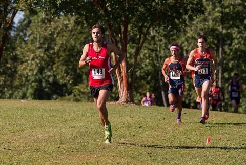 Austin Peay Men's Cross Country. (APSU Sports Information)