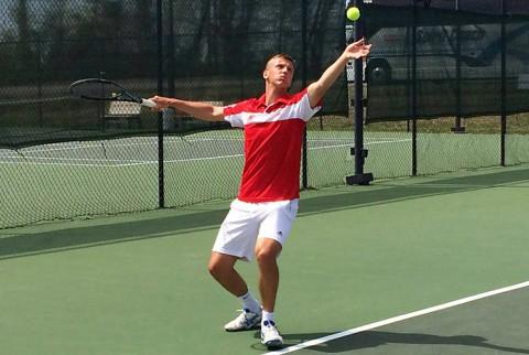 Austin Peay's Aleksas Tverijonas. (APSU Sports Information)