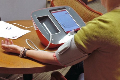 Blood pressure monitoring. (American Heart Association)