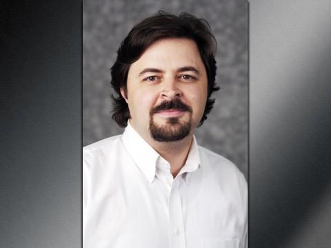 APSU professor Darren Van Michael