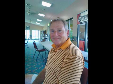 David Edmondson leads th Senior Clarksville City Amateur with a 69.