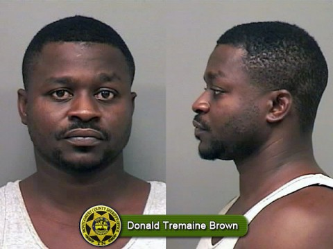 Donald Tremaine Brown