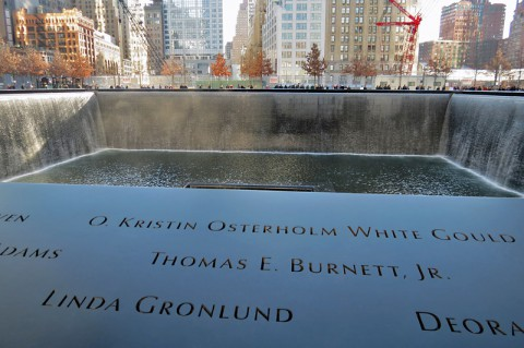 Ground Zero will be one of the locations that the LEAP youth will visit on their trip. (Lois Jones)