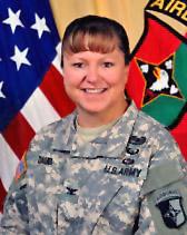 Colonel Kimberly Daub