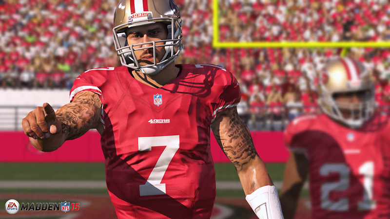 Electronic Arts releases Madden - 124.9KB