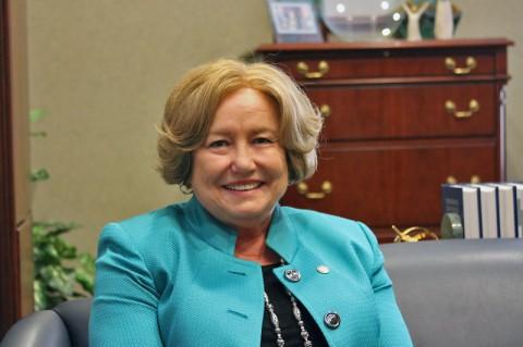 Montgomery County Mayor Carolyn Bowers.