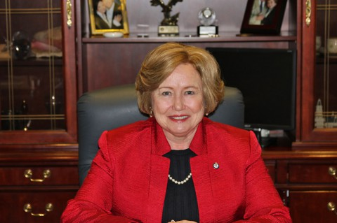Montgomery County Mayor Carolyn Bowers.