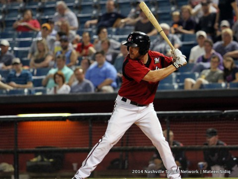 Nashville Sounds go cold in 2-0 loss to River Cats.
