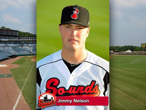 Nashville Sounds' Jimmy Nelson