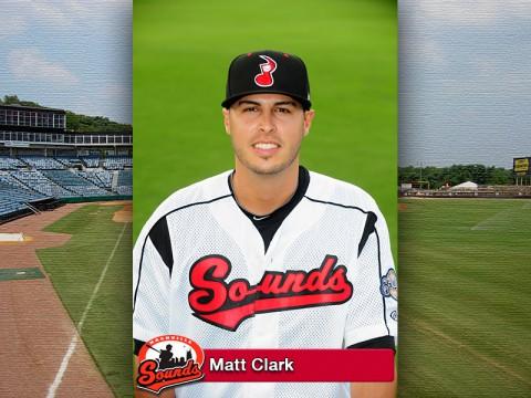 Nashville Sounds' Matt Clark