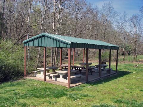 Pavilion at Rotary Park