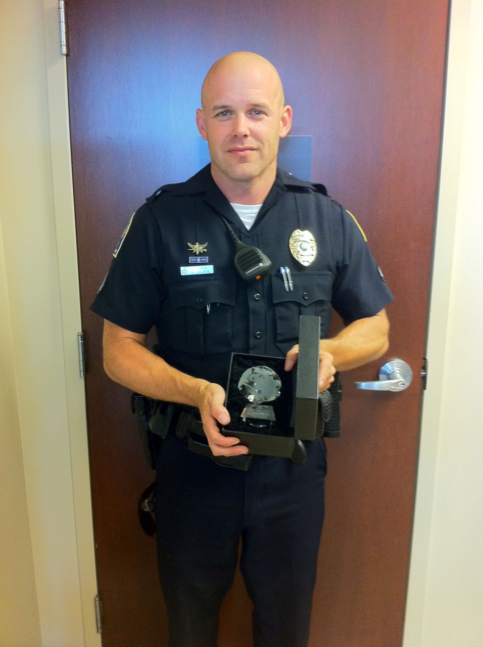Field Training Officer Bradley Holder - Clarksville, TN Online