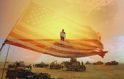 Serving Abroad: Through Their Eyes by Lincoln Schatz.