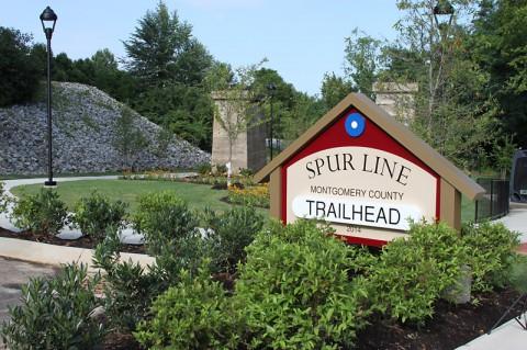 Spur Line Trailhead