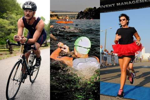 Tri Clarksville Triathlon takes place this Saturday, August 23rd, 2014. (Team Magic Inc.)