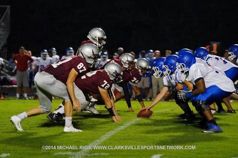West Creek High School defeats Todd County 31-7. (Michael Rios - Clarksville Sports Network)