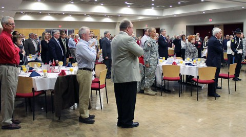 22nd Annual Veterans Day Breakfast set for November 8th, 2014