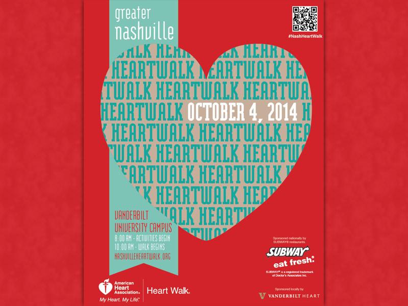 Association Heart Walk 2014