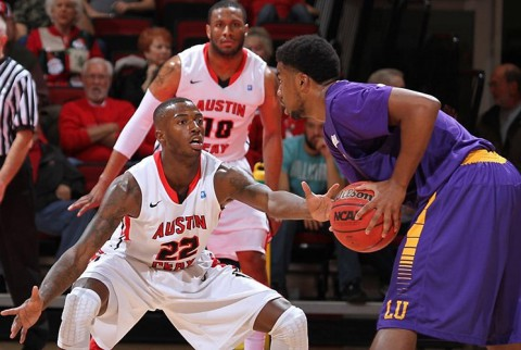 Austin Peay Basketball Senior guard Damarius Smith to sit out first half of the season. (APSU Sports Information)